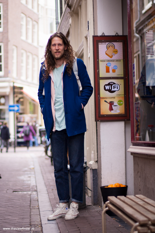 Street Style Great Summer Look Amsterdam The Viewfinder