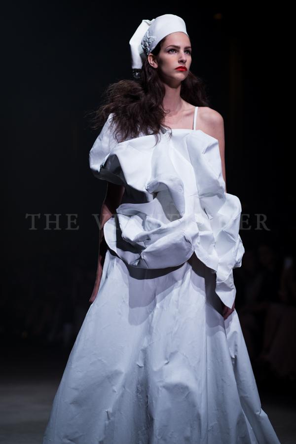 Model for MARGA WEIMANS AFW | ©The Viewfinder