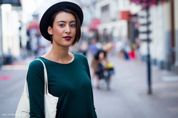 street style black & green arnhem 2   ©The Viewfinder