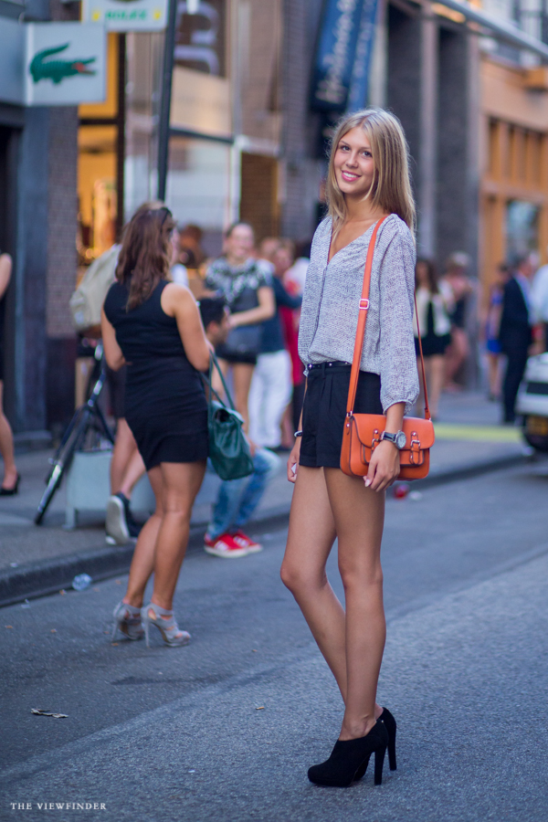 female loose fit street style amsterdam 2   ©THE VIEWFINDER