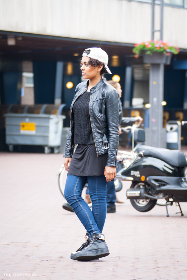 tough girl street style arnhem | ©THE VIEWFINDER