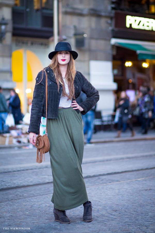 Street Style Retro Fashionista Amsterdam Kevin Van Diest
