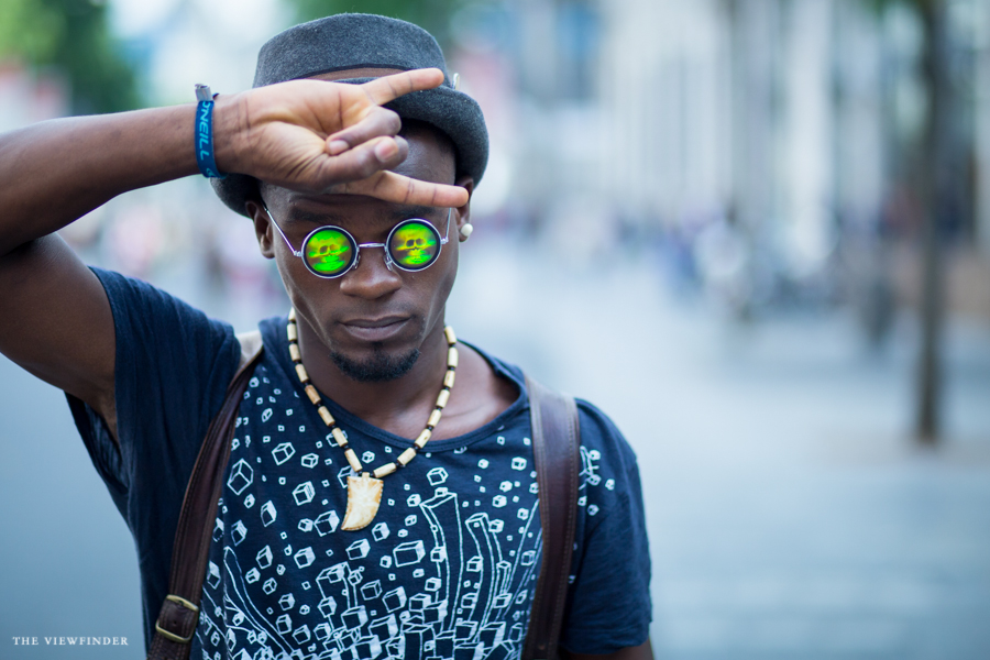 skull sunglasses street style antwerp 2 | ©THE VIEWFINDER