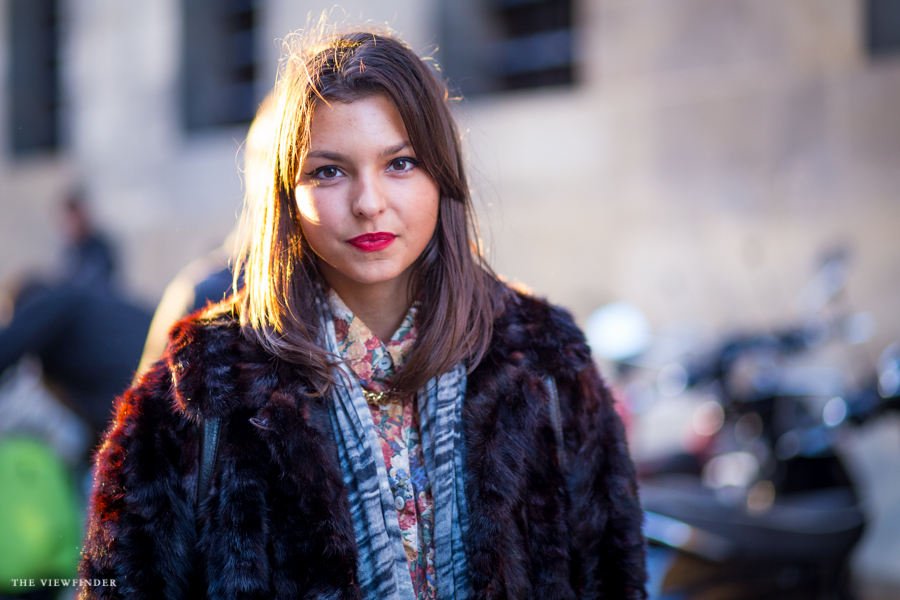 fur and prints street style amsterdam 2 | ©THE VIEWFINDER