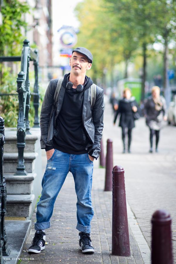 Street Style Hip Hop Influenced Amsterdam Kevin Van Diest