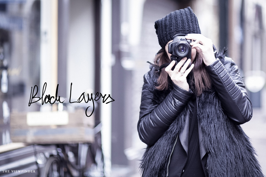 black layers street style fabuliciousgirl 2 | ©THE VIEWFINDER