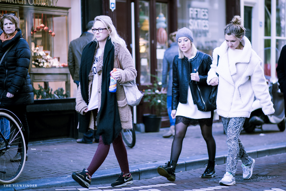 foreign fashionistas street style women amsterdam | ©THE VIEWFINDER