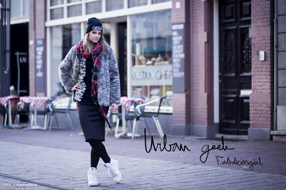 urban geek fabuliciousgirl street style | ©THE VIEWFINDER