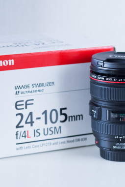 canon 24-105mm L lens review 2 | ©THE VIEWFINDER
