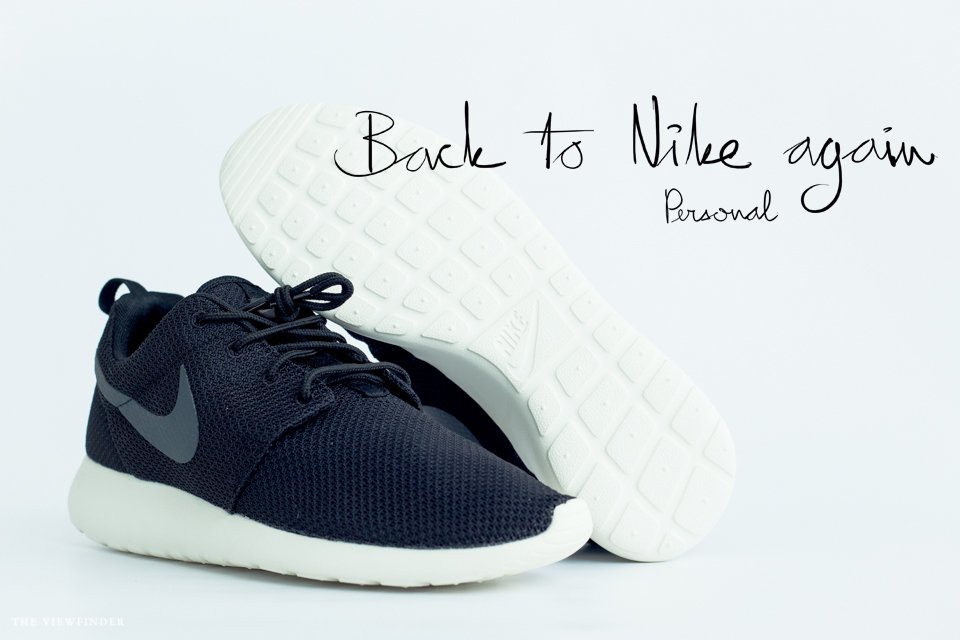 Nike sneakers roshe run street style personal blog | ©THE VIEWFINDER