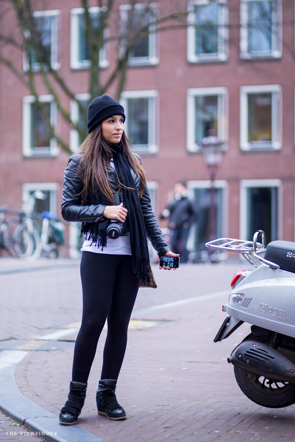simply black & white street style amsterdam fashion | ©THE VIEWFINDER-4755
