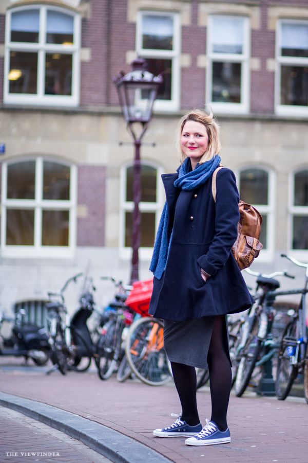 shades of blue street style amsterdam fashion | ©THE VIEWFINDER-4770
