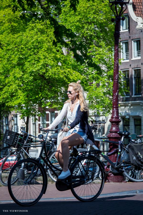 cycling fashionista street style amsterdam fashion dutch womensfashion | ©THE VIEWFINDER-0783