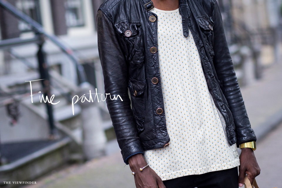 afro menswear leather street style amsterdam | THE VIEWFINDER-2842 tittle