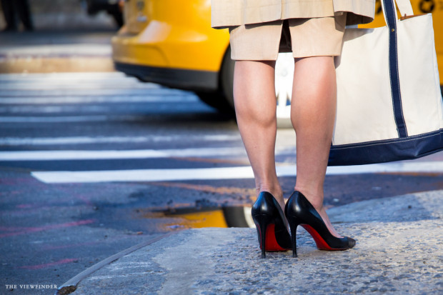 louboutin chic street style new york | THE VIEWFINDER-7094
