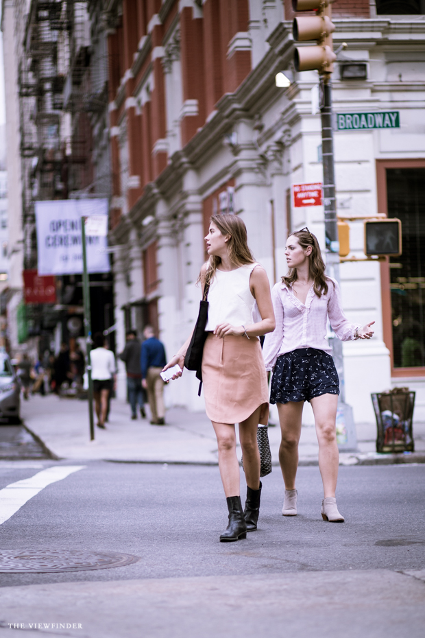 skirt street style women new york | ©THE VIEWFINDER-7625