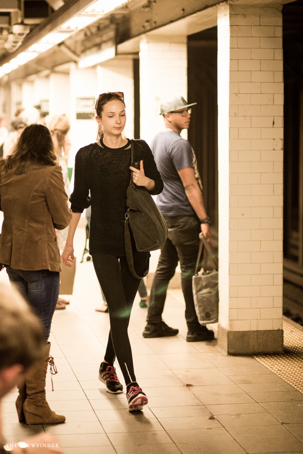 sporty women street style new york | THE VIEWFINDER-8033