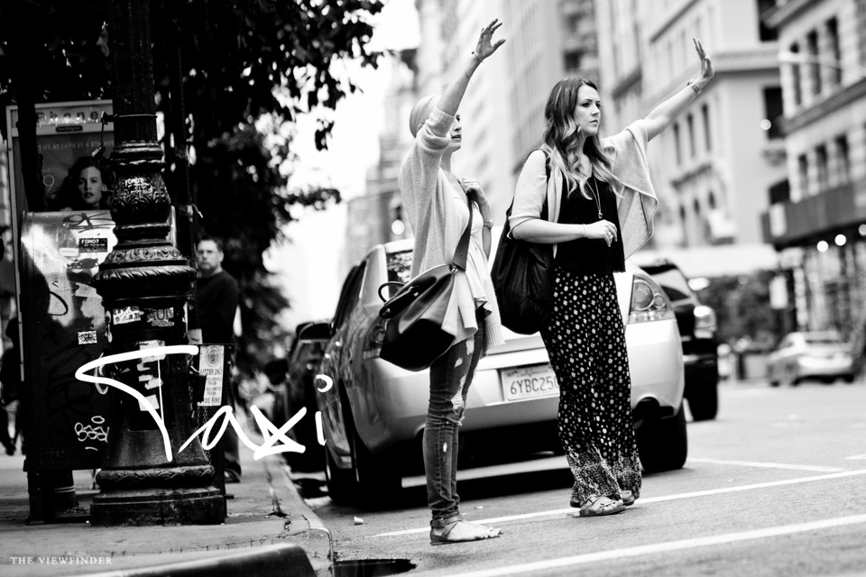sandals cardigans new york street style | THE-VIEWFINDER-6836-taxi-new-york