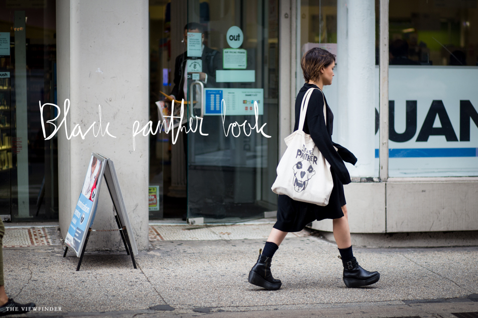 panter black look new york style THE VIEWFINDER