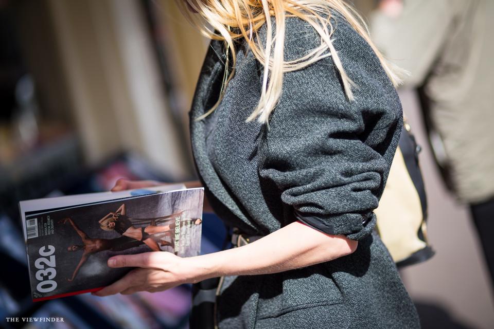 grey womenswear amsterdam street style THE VIEWFINDER