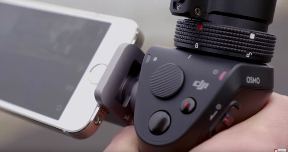 DJI OSMO review 3 - THE VIEWFINDER