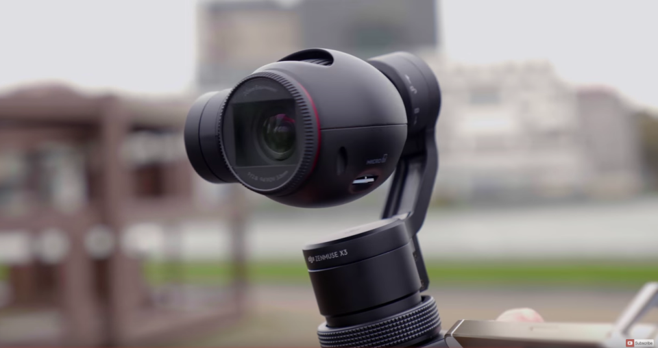 DJI OSMO review 5 - THE VIEWFINDER