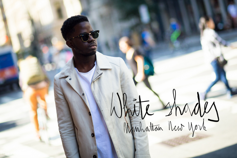 white menswear THE VIEWFINDER
