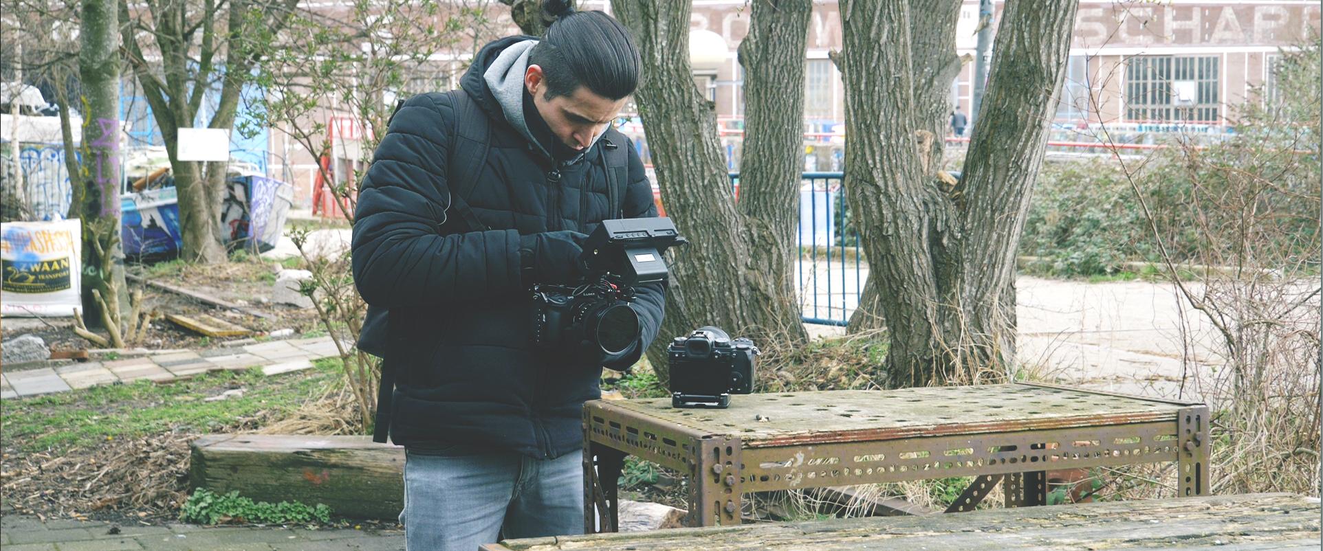 kevin van diest workshop video foto