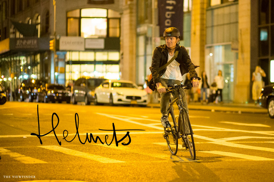 bicycle new york streets | ©THE-VIEWFINDER-7239-title