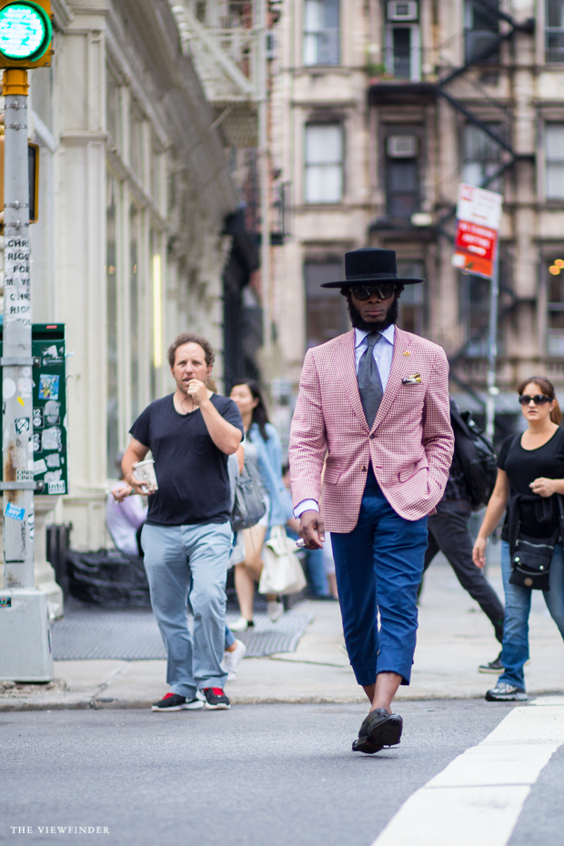 retro gentlemen street style new york | ©THE VIEWFINDER-7614