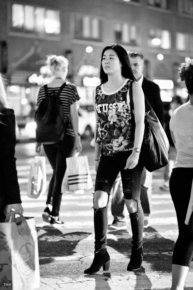 open knees street style fashion women new york   ©THE VIEWFINDER-8044