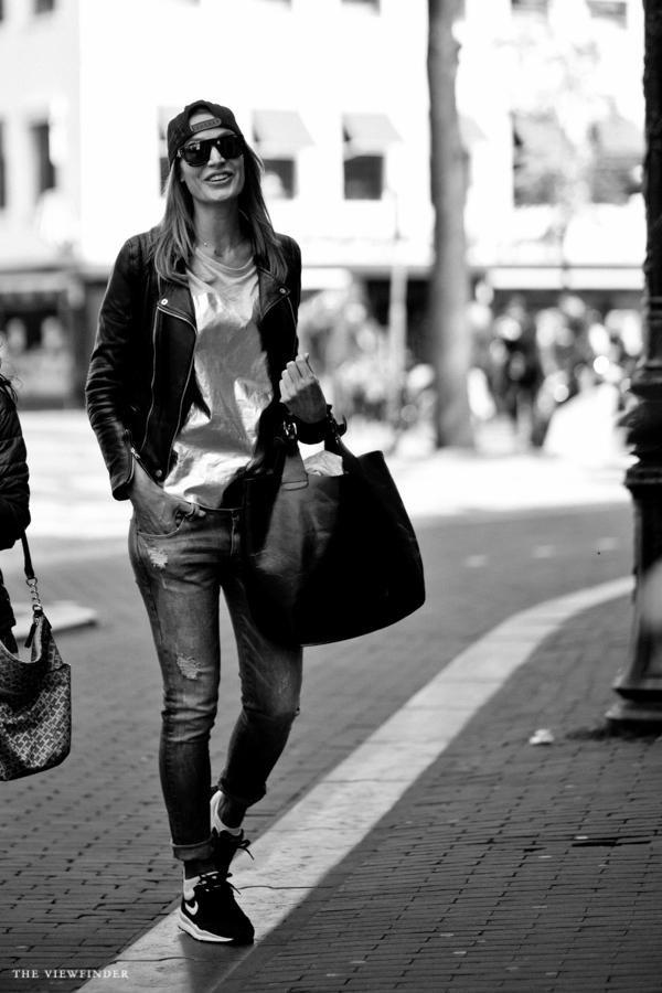 chrome shirt street style amsterdam women THE VIEWFINDER-6728