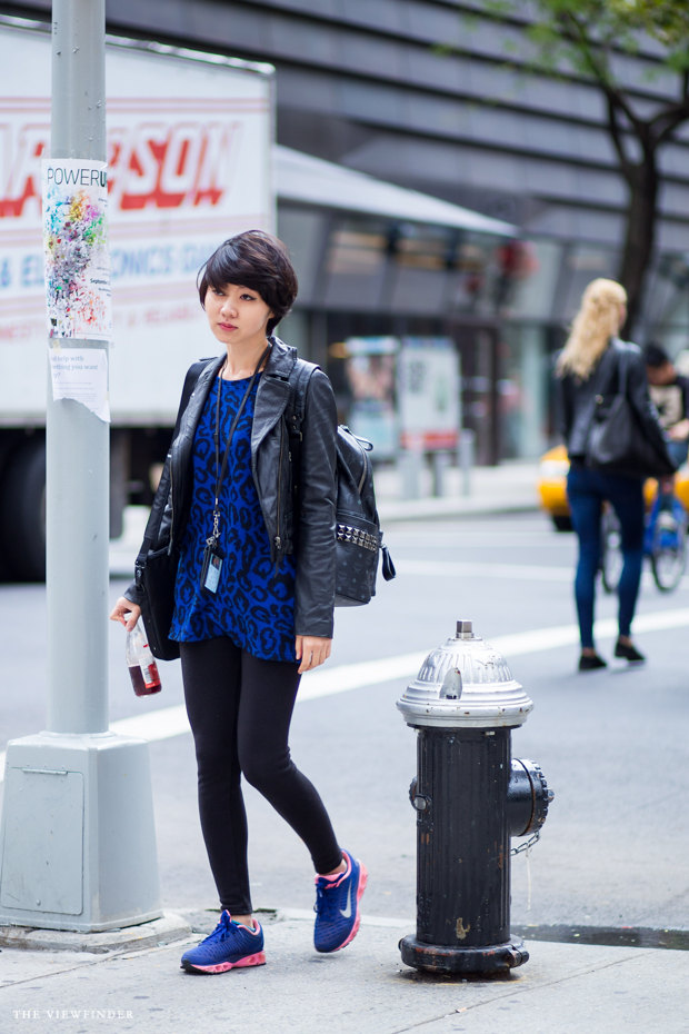 blue leopard street style new york | THE VIEWFINDER-8774