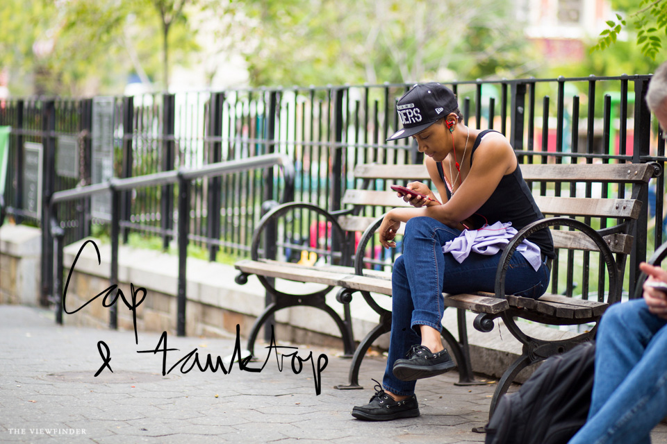 sporty street style new york | THE-VIEWFINDER-7398