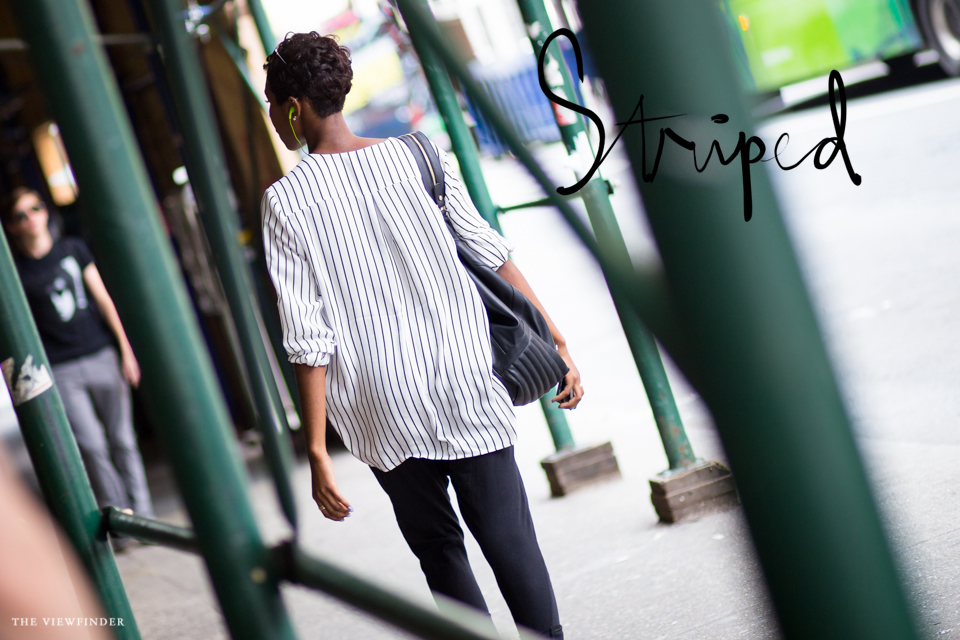 womeswear stripes new york | THE VIEWFINDER-7456