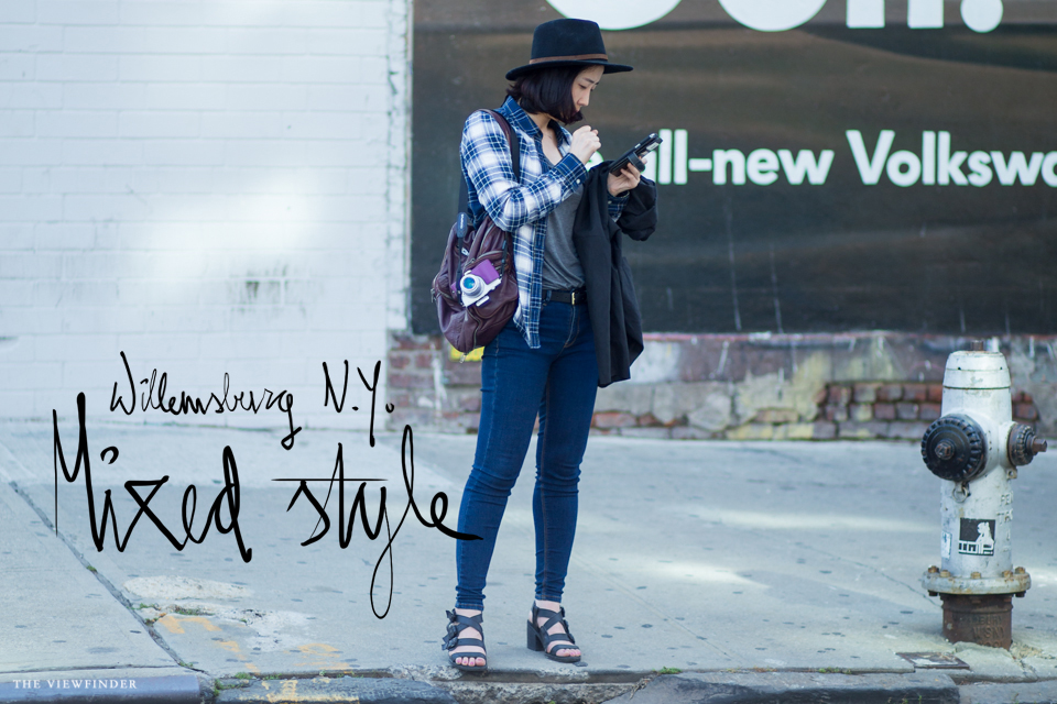 mixed style new york fashion THE VIEWFINDER-9329 copy