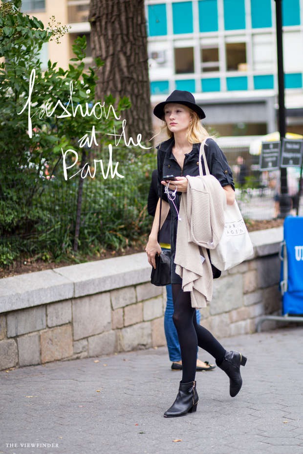 fashionista park street style new york THE VIEWFINDER