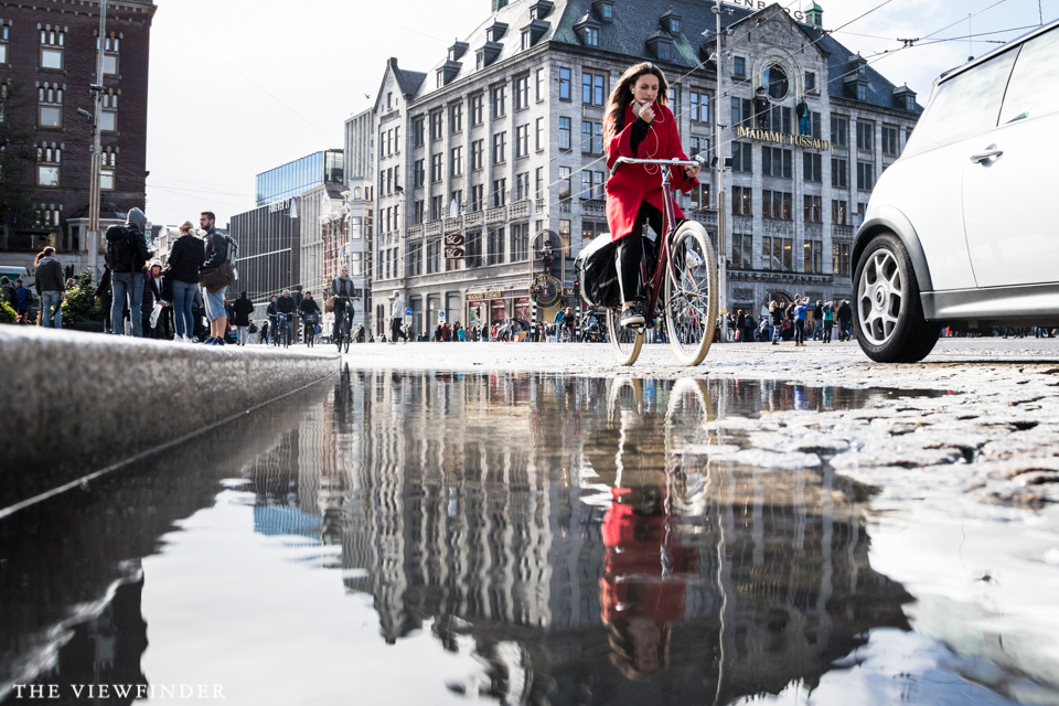 red coat bicycle THE VIEWFINDER-1341